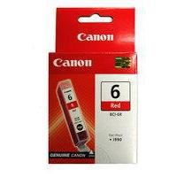 Canon BJ Cartridge BCI-6R RED Original