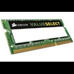 Corsair ValueSelect 2GB DDR3L-1600 2GB DDR3L 1600MHz memory module
