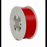 Verbatim 55030 3D printing material ABS Red 1 kg