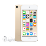 Apple iPod touch 128GB MP4 player 128GB Gold