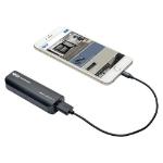 Tripp Lite Portable 2600mAh Mobile Power Bank USB Battery Charger