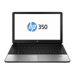 HP 350 G2 K9H99EA Core i3 5010U 4GB 500GB DVDRW 15.6IN BT CAM Win 7/8.1 Pro