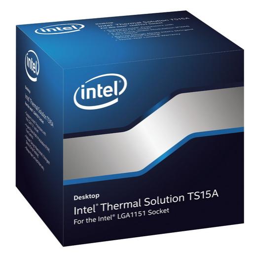 Intel BXTS15A ventilador de PC Procesador Enfriador