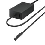 Microsoft Surface 127W Power Supply Black Indoor