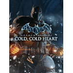 Warner Bros Batman: Arkham Origins - Cold- Cold Heart (DLC), PC PC English