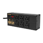 "Tripp Lite IBAR6ULTRAUSBB surge protector 6 AC outlet(s) 110 - 125 V Black 120.1"" (3.05 m)"