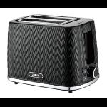 Zanussi ZST-6550-BK toaster 2 slice(s) 930 W Black