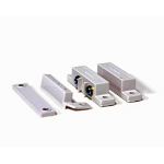Media Hub SURFACE MOUNT REED SWITCH HARD WIRED CONTACT - WHITE