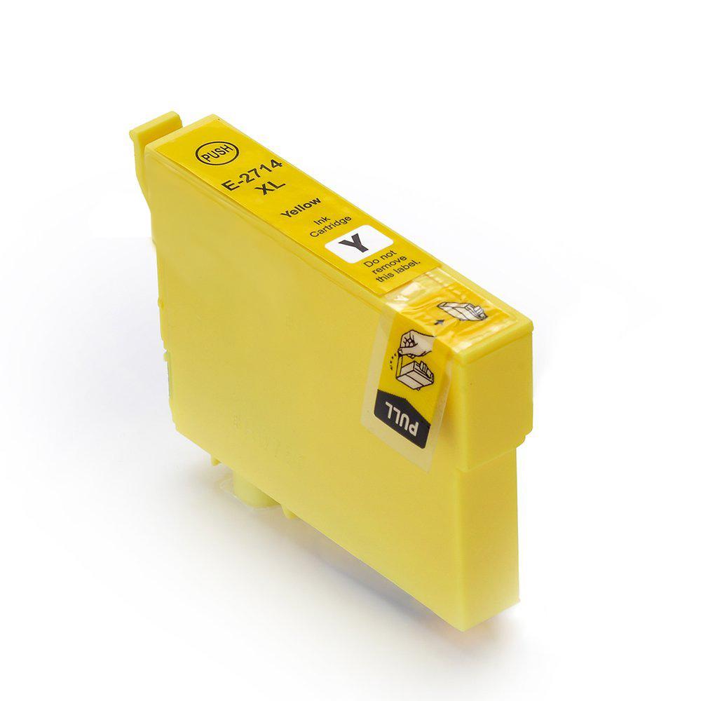 Compatible Epson T2714 Alarm Clock Yellow Ink Cartridge