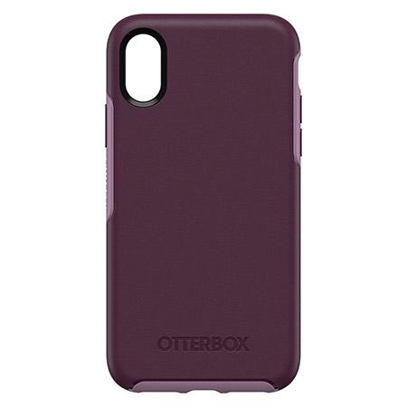 "Otterbox Symmetry Series f/ iPhone X/Xs 14,7 cm (5.8"") Funda Violeta"