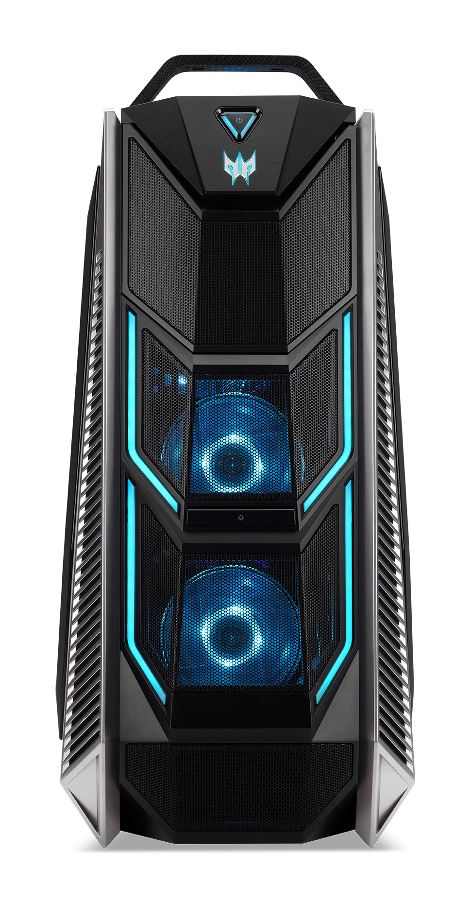 Acer Predator Orion 9000-600 I82070-02 Intel® 8ste generatie Core™ i7 i7-8700K 16 GB DDR4-SDRAM 2256 GB HDD+SSD Zwart Toren PC