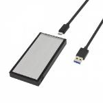 SYBA SD-ENC40145 storage drive enclosure SSD enclosure Aluminum M.2