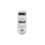 Epson 1519442 Press buttons Black,Grey,White remote control