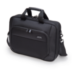 "Dicota Top Traveller ECO 17.3"" Messenger case Black"