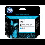 HP P2V35A (91) Printhead multi pack, Pack qty 3
