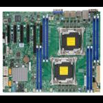 Supermicro X10DRL-i Intel C612 LGA 2011 (Socket R) ATX server/workstation motherboard