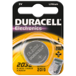 Duracell CR2032 D 1-BL (DL 2032) Lithium 3V non-rechargeable battery