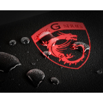 MSI Sistorm Black,Red mouse pad