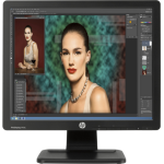 "HP ProDisplay P17A computer monitor 43.2 cm (17"") LED Matt Black"