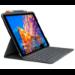 Logitech Slim Folio teclado para móvil QWERTZ Suizo Grafito Bluetooth