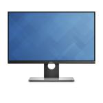 """DELL UltraSharp UP2516D IPS 25"""" Black, Silver 2K Ultra HD Matt"""