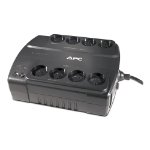 APC BE550G-AZ 550VA Black uninterruptible power supply (UPS)