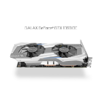 GALAX GeForce GTX 1060 OC 6GB, 192-bit GDDR5 - DP 1.4, HDMI 2.0b, Dual Link-DVI, 7680x4320
