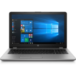 "HP 250 G6 Silver Notebook 39.6 cm (15.6"") 1366 x 768 pixels 7th gen Intel® Core™ i3 i3-7020U 4 GB DDR4-SDRAM 500 GB HDD"