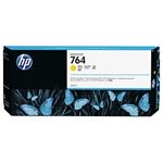 HP C1Q15A (764) Ink cartridge yellow, 300ml