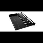 Atlona AT-RACK-1RU-ME rack accessory Rack shelf