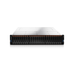 Lenovo Storage V3700 V2 Rack (2U) Black, Silver disk array