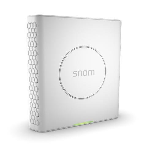 Snom M900 DECT base station White