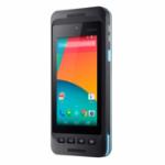 "Unitech PA720 4.7"" 720 x 1280pixels Touchscreen 287g Black handheld mobile computer"