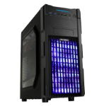 Antec GX200 Window Midi-Tower Black computer case