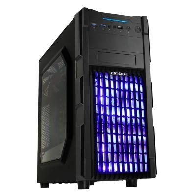 Antec GX200 Window Midi-Tower Black computer case