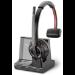 POLY Savi 8210 Office Headset Head-band Bluetooth Black