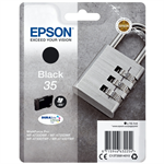 Epson C13T35814010 (35) Ink cartridge black, 950 pages, 16ml