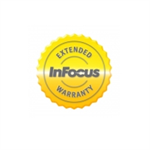 Infocus 1 Year Extended Warranty for IN11XX, IN2XXX, IN3XXX Projectors