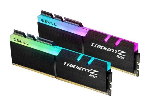 G.Skill Trident Z RGB 16GB DDR4 memory module 3600 MHz