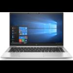 """HP EliteBook 840 G7 Ultraportable 35.6 cm (14"""") 1920 x 1080 pixels 10th gen Intel® Core™ i7 16 GB DDR4-SDRAM 512 GB SSD Wi-Fi 6 (802.11ax) Windows 10 Pro Silver"""