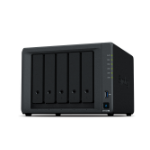 Synology DiskStation DS1520+ NAS/storage server Desktop Ethernet LAN Black J4125
