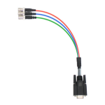 Vaddio ProductionVIEW HD 0.3m Multicolour camera cable