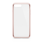 "Belkin SheerForce mobile phone case 14 cm (5.5"") Cover Rose Gold,Translucent"