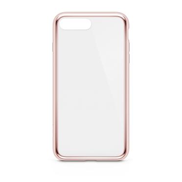 """Belkin SheerForce mobile phone case 14 cm (5.5"""") Cover Rose Gold,Translucent"""