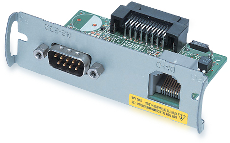 Epson UB-S09 interface cards/adapter