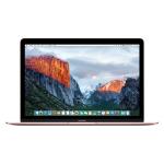 Apple MACBOOK 12 CORE M3 1.1GHZ 256GB 8GB 12IN OSX ROSE GOLD