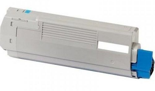 Remanufactured OKI 45396303 Cyan Toner Cartridge