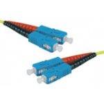 Hypertec 392320-HY fibre optic cable 1 m OS2 SC Yellow