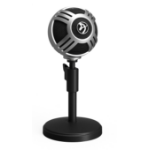 Arozzi Sfera Pro Table microphone Black,Silver