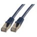 MCL FCC6ABM-3M/B cable de red Azul